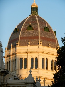 Dome of old Exhibition Building