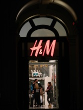 H&M in old GPO