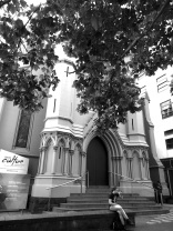 Church on Swanston St