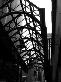 Centre Place overhead