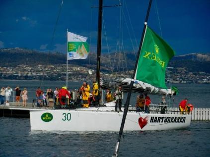 Hartbreaker finishes the race