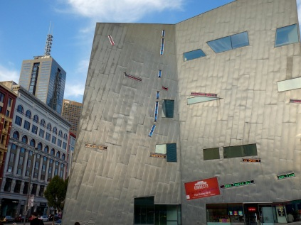 Metal building Fed Square