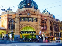 Flinders St Station