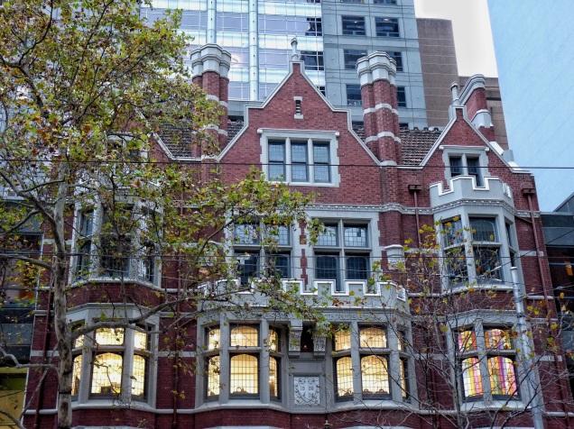 Collins St building