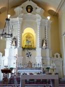 Inside St Dominic's