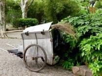 Park gardener's cart