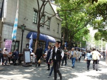 French Concession area