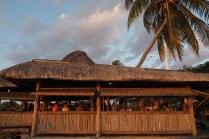 Bar at Vuda Marina looking over the water
