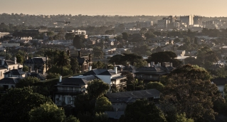 View over Richmond